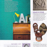 Homes  Antiques August 2014