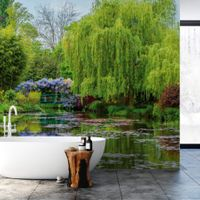 Monet's Garden in France - 5035
