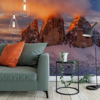 Mountain Peaks in Italy - 5063