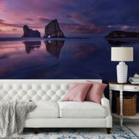 Bay at Sunset - 5107